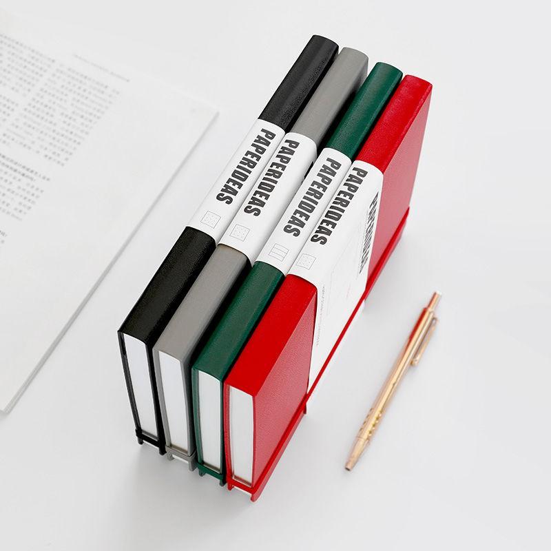 PAPERIDEAS頁碼綁帶 A5點陣本筆記本手帳本 圓點記事本子 彈筆記BUJO