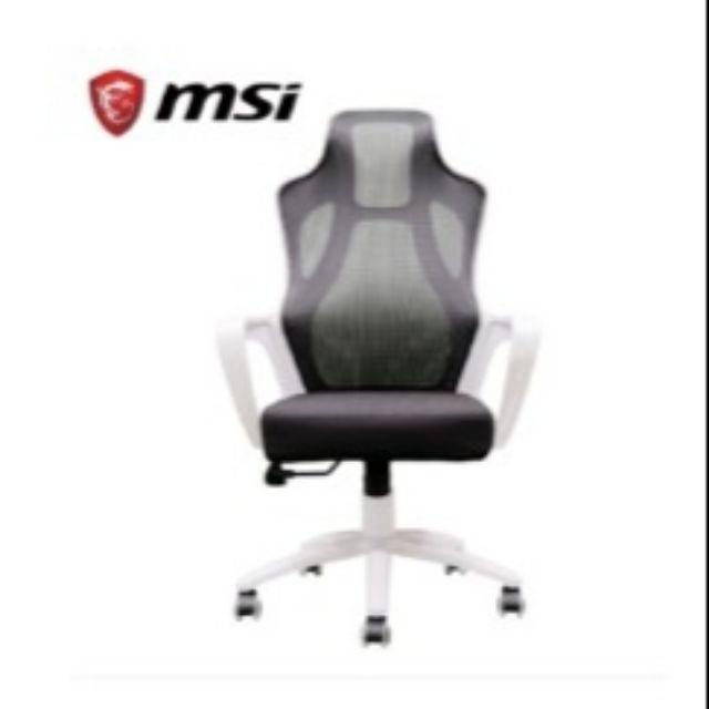 新到一張MSI 微星PH110 全新白龍工學椅 未拆封
