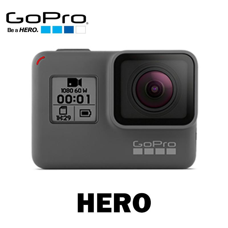 GoPro HERO 防水10米 語音控制 黑版 運動相機 運動攝影機 觸控螢幕 公司貨 台中 國旅卡 【酷BEE】