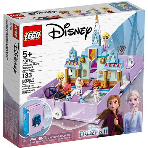 LEGO 樂高迪士尼公主系列 - LT43175 艾莎與安娜的故事屋