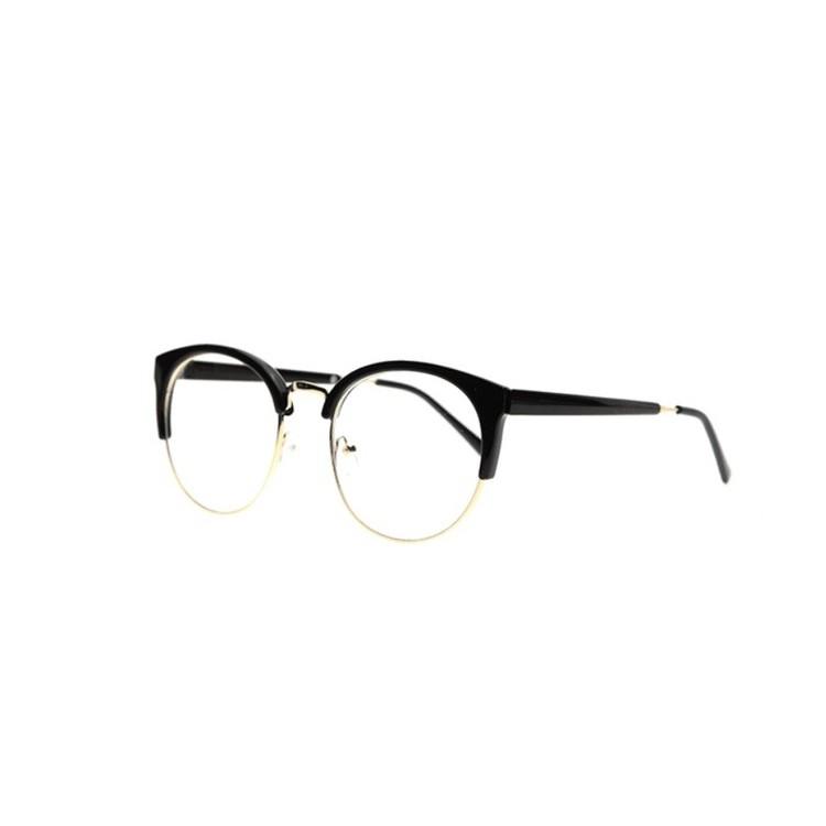 RESTRICT 復古半框眼鏡