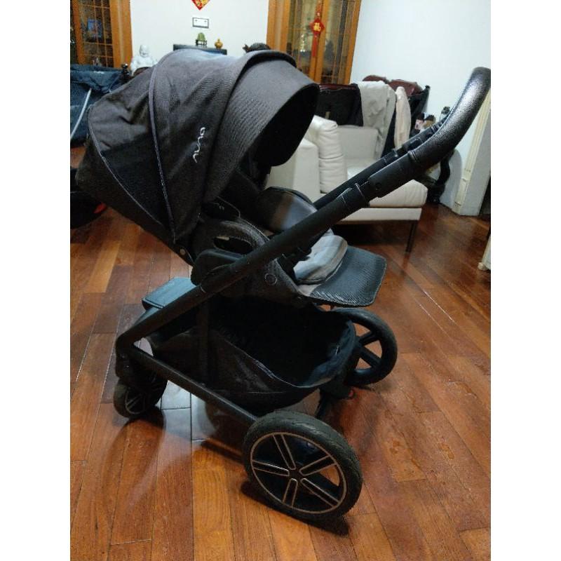 Nuna Mixx嬰兒手推車