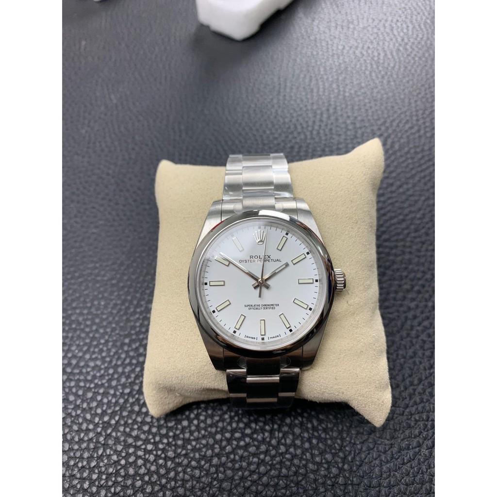 【最新款】勞力士腕錶手錶ew 114300白面