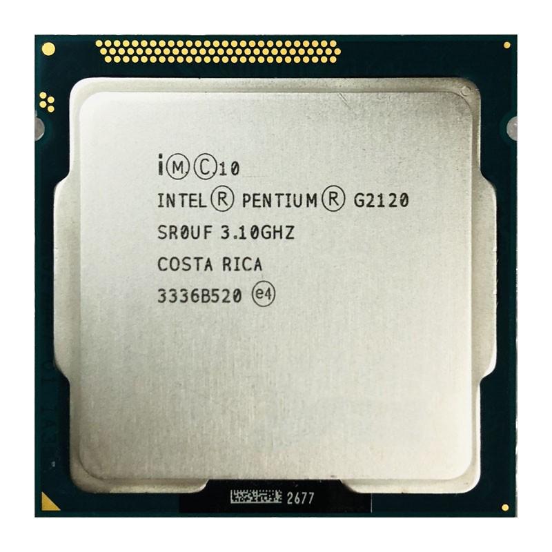 英特爾奔騰G2010 G2020 G2030 G2120 G2130雙核CPU處理器LGA 1155