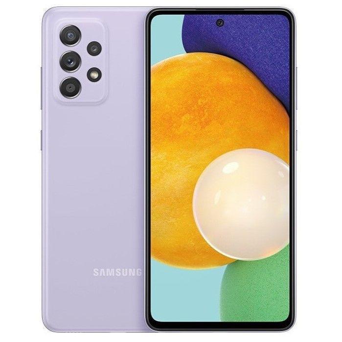 ☫【現貨免運】 國行三星Galaxy A52 5G手機5移動電信聯通5G全網通智能手機二手