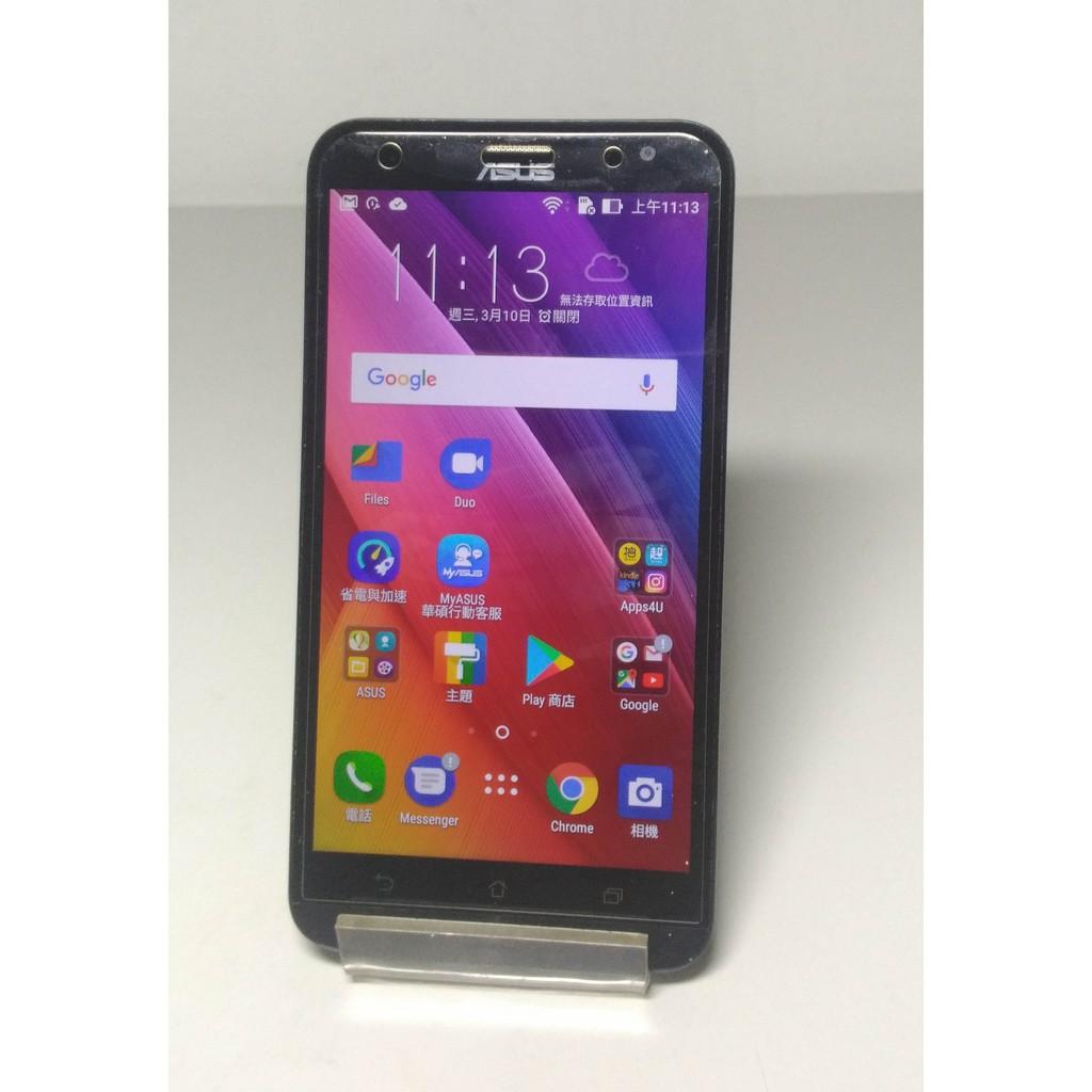 二手華碩手機zenfone 2 Laser ZE550kl(Z00LD)/5.5吋/android 6.0/2G/32G