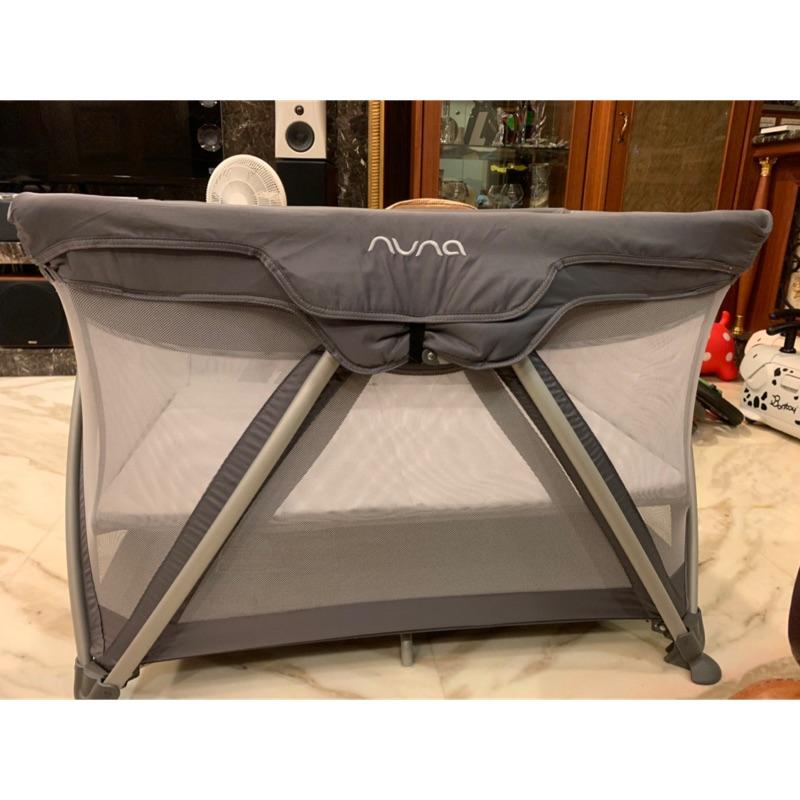 Nuna Sena 遊戲嬰兒床(贈嬰兒床專用蚊帳)價格含運