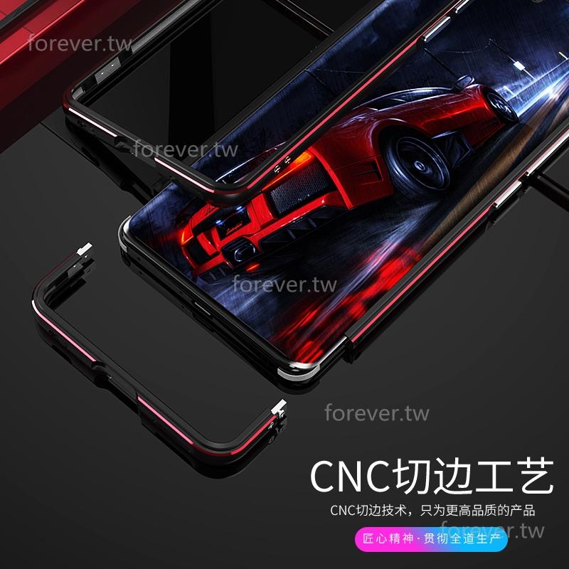 【送玻璃貼+金屬鏡頭圈】適用於Sony Xperia 10 III金屬邊框索尼xperia 10 iii鋁合金邊框保護殼