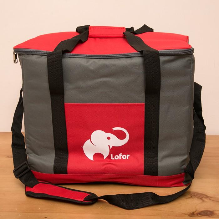 超大保冰溫提袋55L保溫袋 媽媽袋 保冰袋 保冷袋 便利袋 側背式保冰袋 廠商直送 現貨