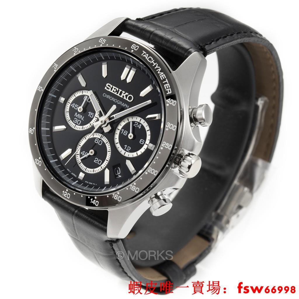 ア全新 SEIKO SBTR021 手錶 41mm 日本限定SPIRIT系列 Daytona替代方案 男錶女錶ア