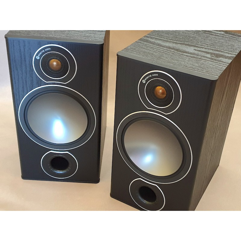 Monitor Audio Bronze 2 書架型揚聲器