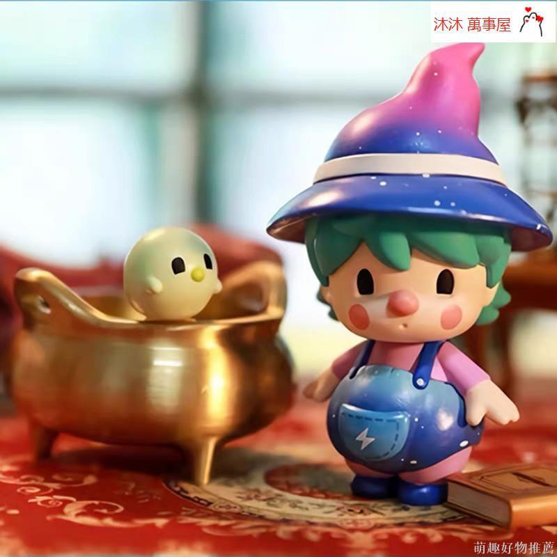 【299包邮】【正版】小甜豆百變精靈怪系列盲盒 盒抽娃娃公仔 pop mart 泡泡瑪特#666🔥🔥