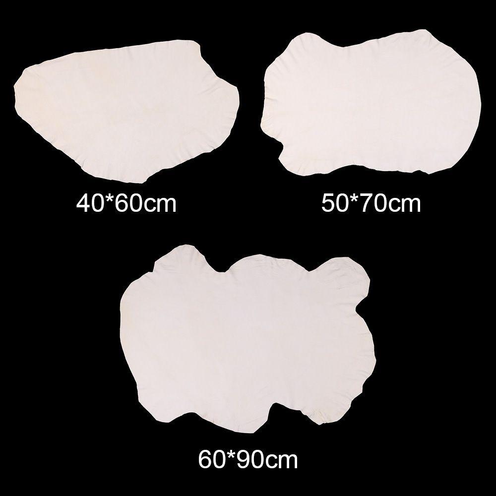 🔸魔術🔹 天然家用清潔布大號玻璃窗戶擦拭洗車毛巾超強吸水羊皮製成各種尺寸的速乾 Chamois 皮革