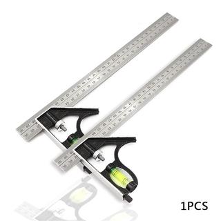 新款不鏽鋼游標卡尺0-300mm 游標卡尺遊標卡尺 硬質不鏽鋼製 不銹鋼可調組合角尺角度尺測量工具