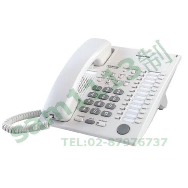 二手113電話機 國際牌 PANASONIC 辦公室用總機式電話機 KX-T7750X
