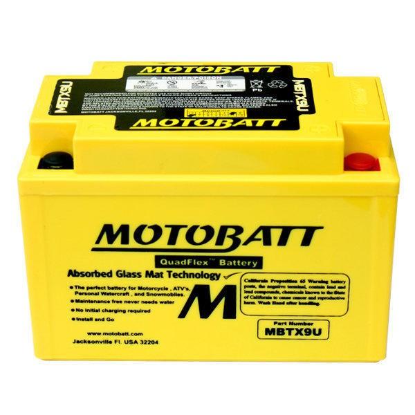 誠一機研 MOTOBATT MBTX9U 電瓶 強效電池 SB300 大野狼 GTS300i RV270 T3 T2三陽