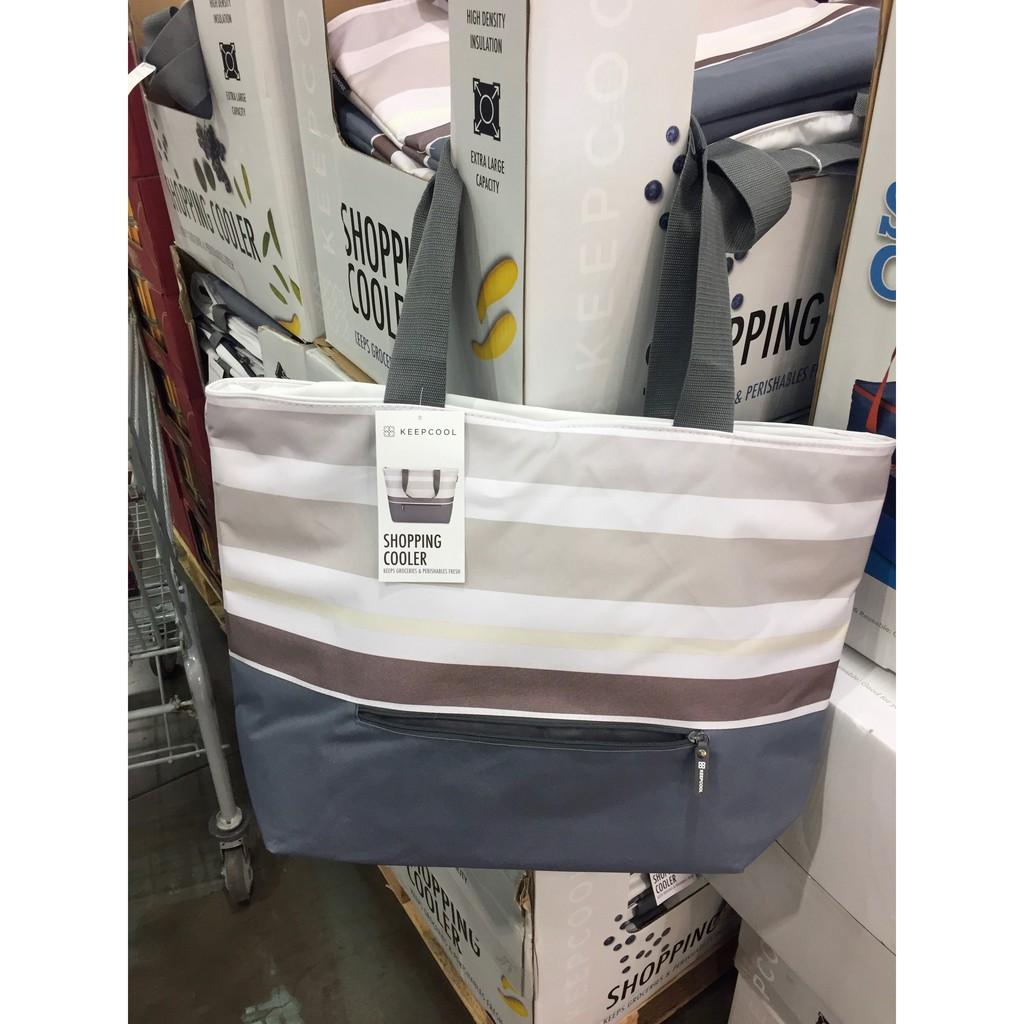 [柴窩] KEEP COOL 保溫保冷購物袋 好市多 代購