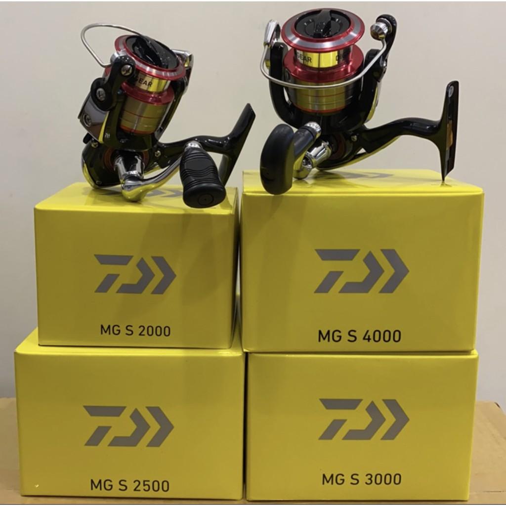 摸魚釣具🐠Daiwa  DIGIGEAR MG S 紡車式捲線器(平價)