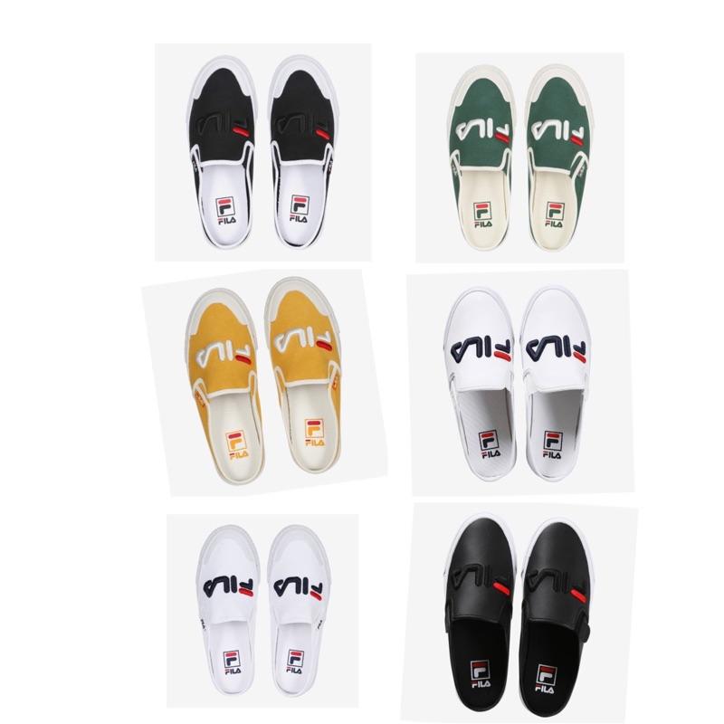 韓國空運 FILA穆勒鞋