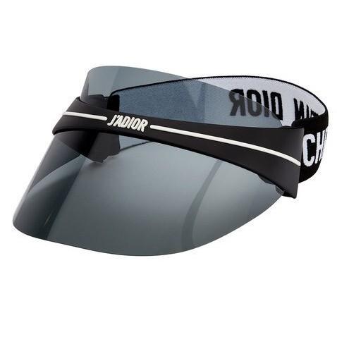 國際精品代購 Dior Visors 遮陽帽 黑