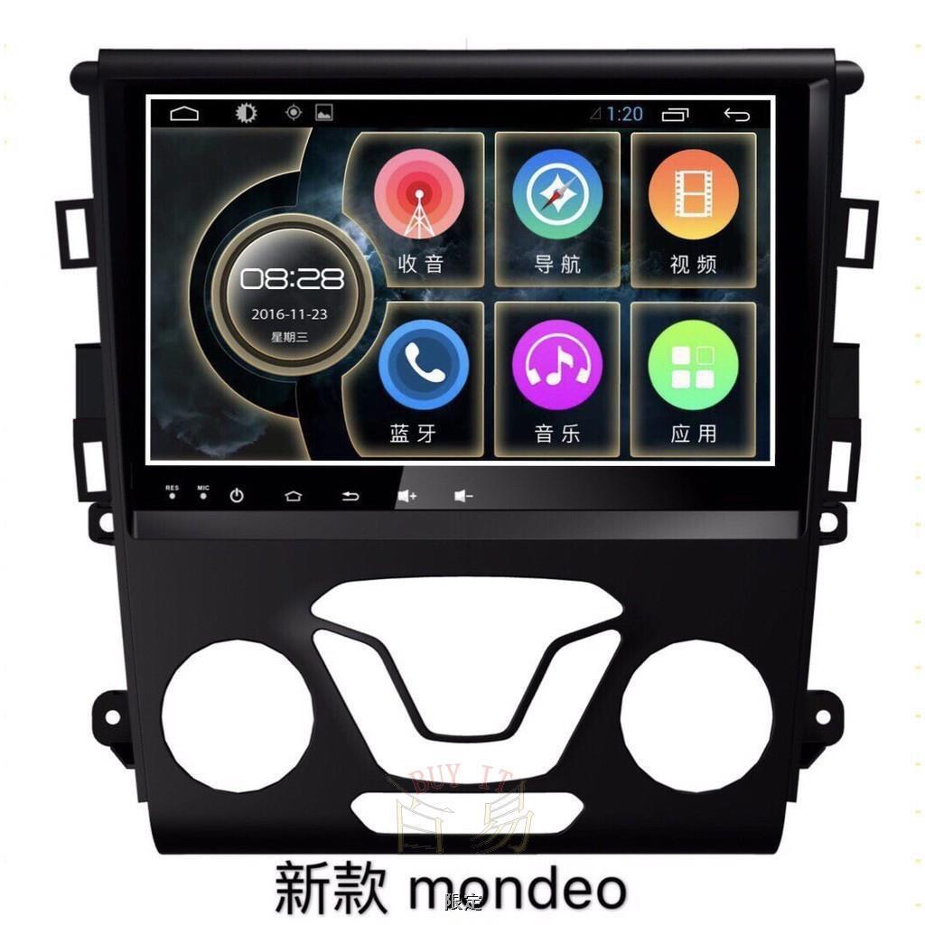 福特-FORD FOCUS KUGA MONDEO TIERRA 汽車音響安卓主機 觸控螢幕 衛星導航