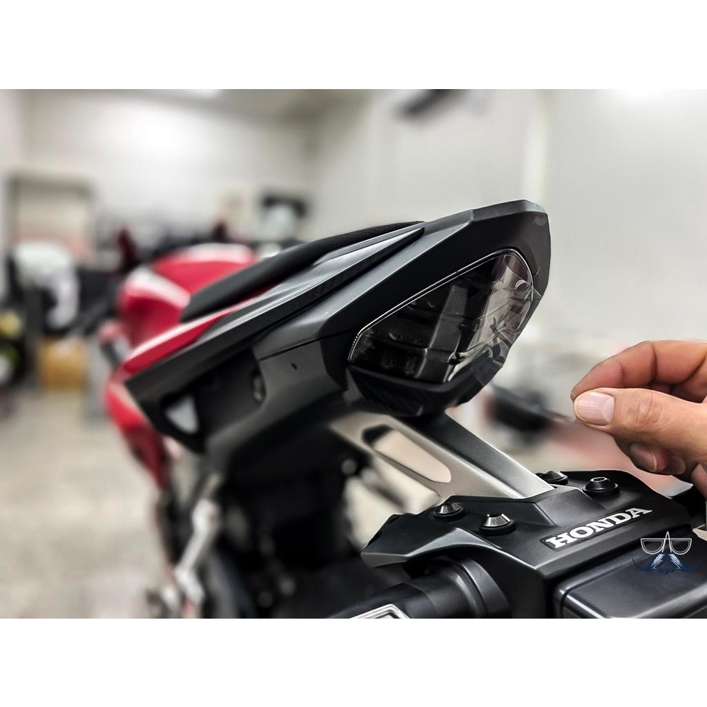 [老爸包膜店] Honda 本田 CBR500R  尾燈專用保護膜( 燻黑 犀牛皮 燈膜 改色 抗刮抗UV抗霧化改裝