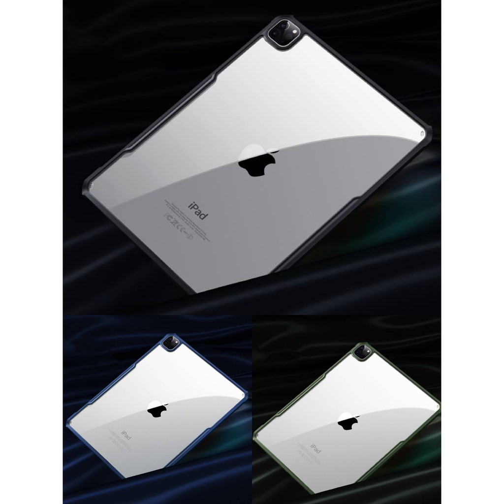 XUNDD 訊迪 Apple iPad 系列 甲殼蟲 耐衝擊平板保護套 保護殼 透明背蓋