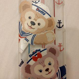 二手 iPhone 6/ 6S 迪士尼 Disney 達菲熊 透明殼 硬殼 台北市