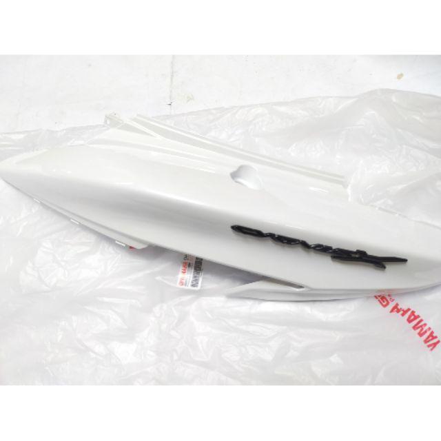 YAMAHA 山葉 原廠 勁戰 五代 (白色黑字)白黑款 側殼 面板 側蓋 側面板