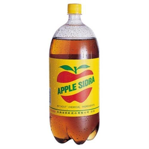 大西洋 蘋果西打(2000ml/瓶)[大買家]