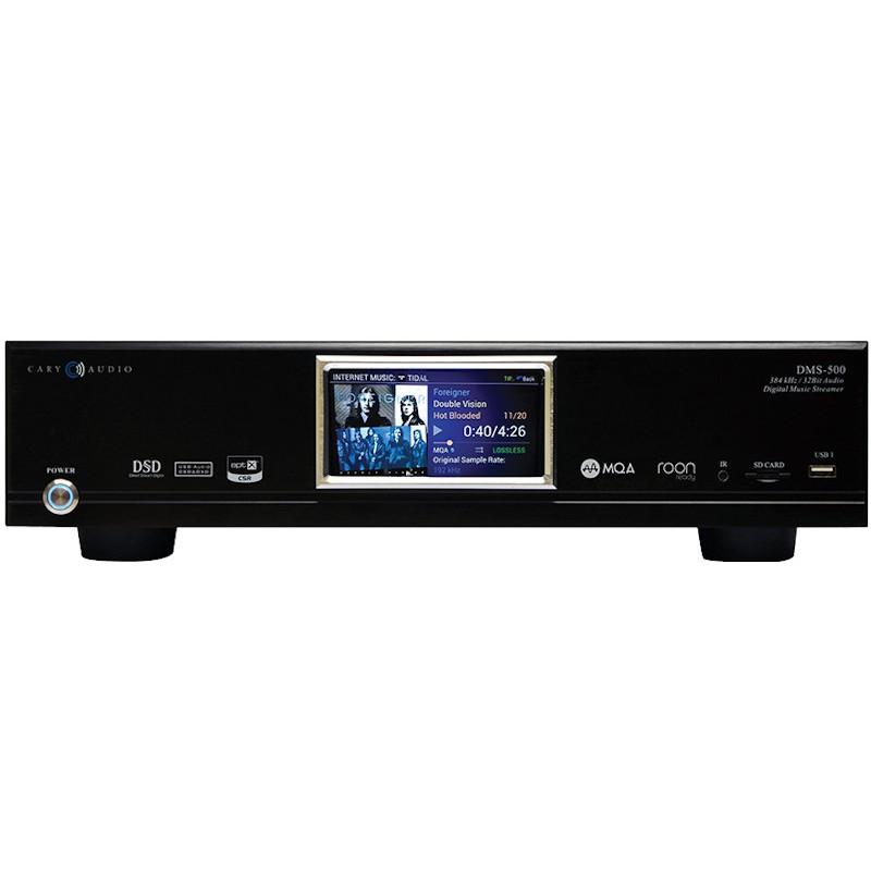 Cary Audio DMS-500 DMS-550 數位 網絡 串流 播放器 DSD512 解碼器 220-240v