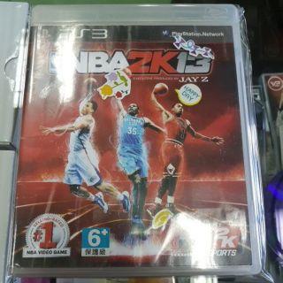 【布客曼】PS3 NBA 2K13 英文版 臺北市