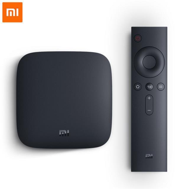 Xiaomi小米 MDZ-16-AA小米盒子3s海外版電視機頂盒高清網絡增強
