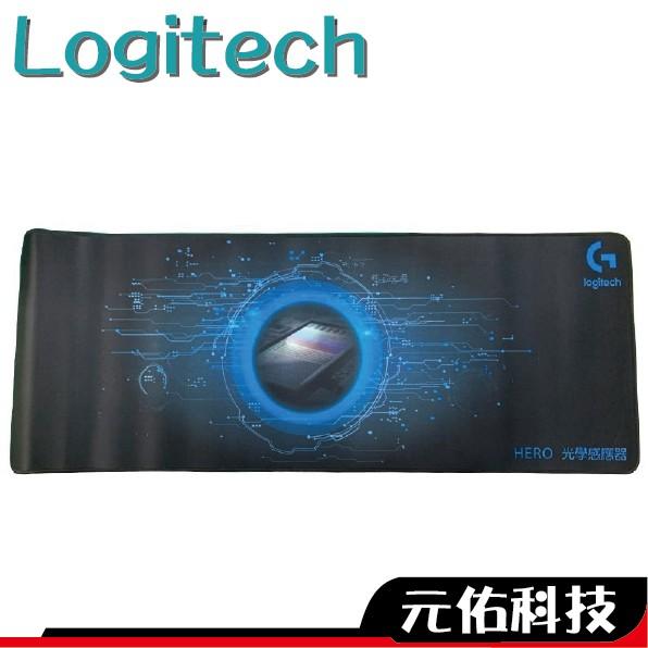 羅技 G系列 HERO大鼠墊 超大 滑鼠墊 電競鼠墊 80x30 cm