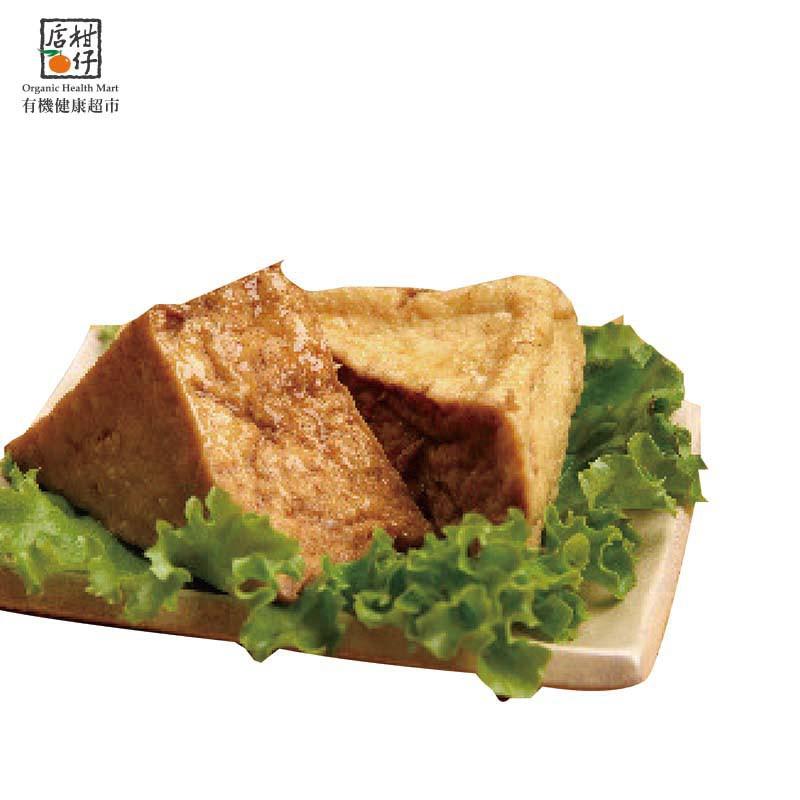 優質油豆腐4片1盒