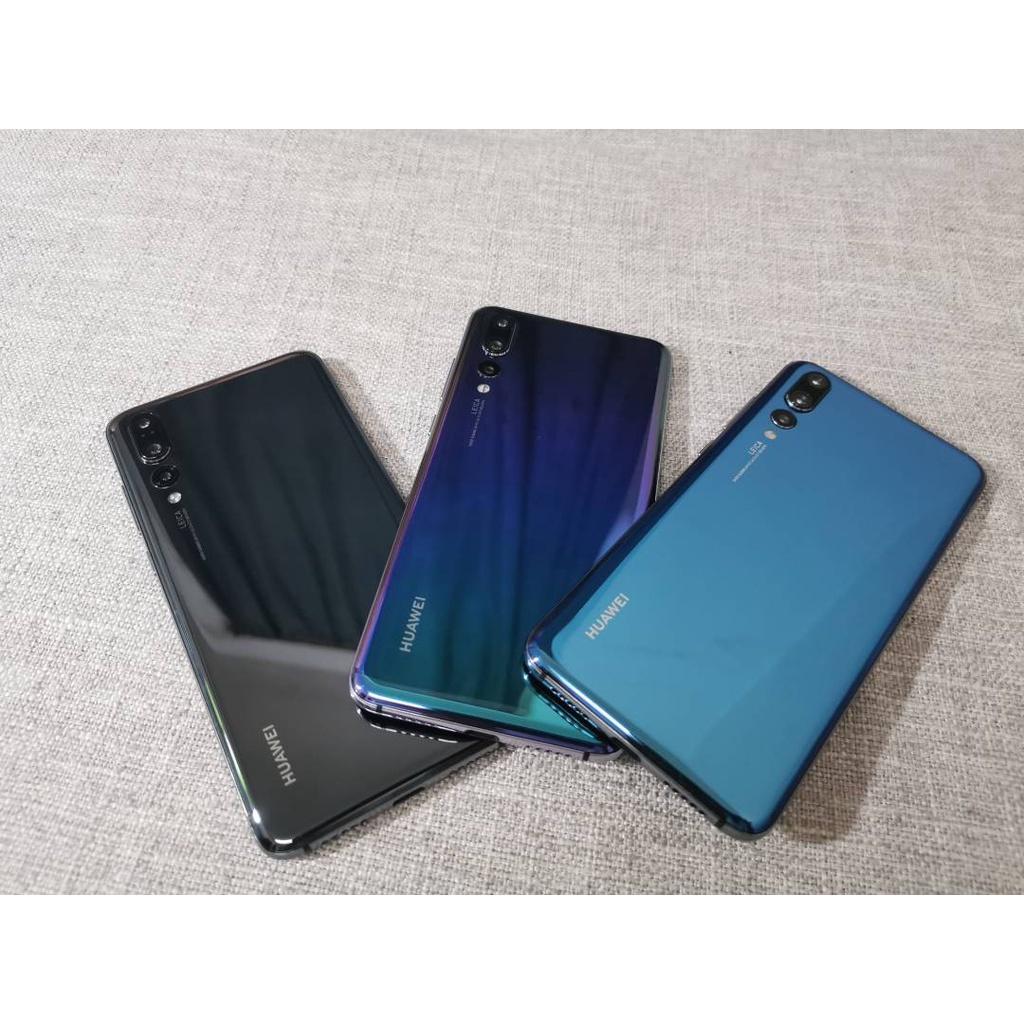 台版雙卡 Huawei 華為 P20 pro 8/64G/128G 指紋識別 二手手機