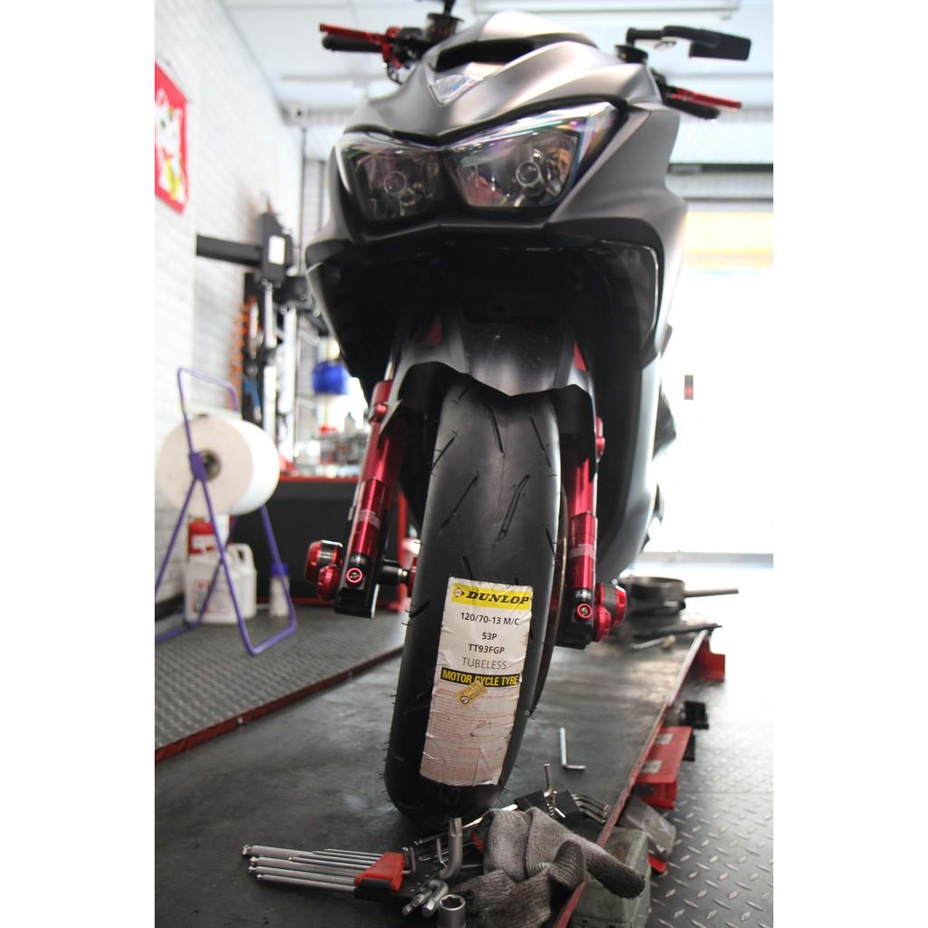 [TT93]120/70/13.130/70/13 登祿普.FORCE155 SMAX155 13吋 輪胎 前輪 後輪