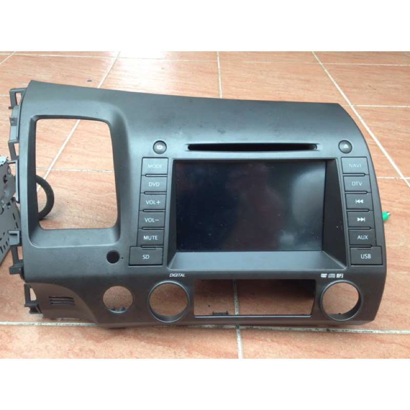 Honda Civic 8觸控螢幕