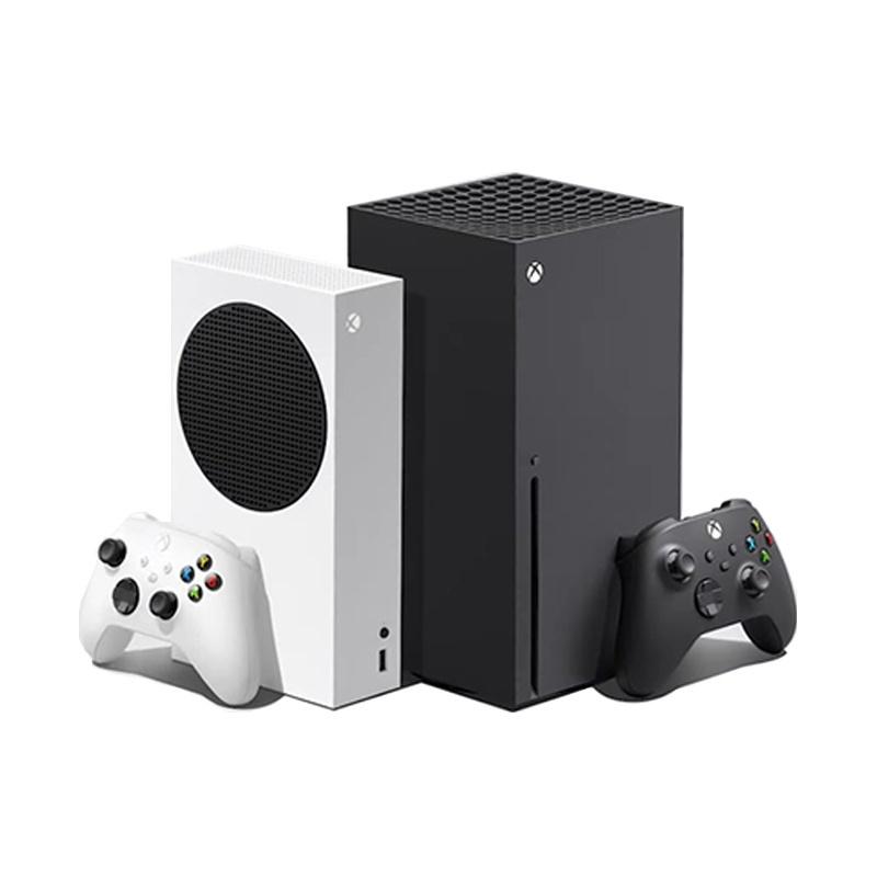現貨微軟xboxseriesx 1TB家用遊戲機次時代主機黑色xbox series x