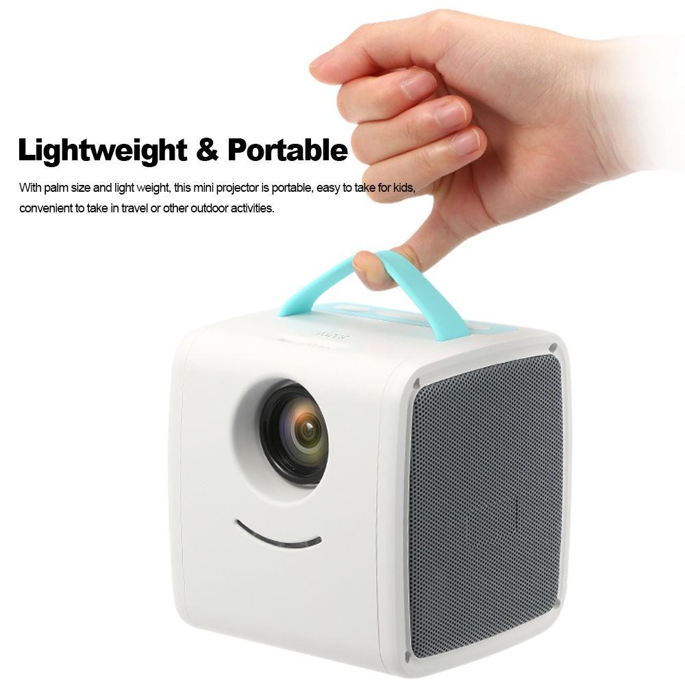 【全新保固】2020年新版Q2投影儀家用家庭影院1080P高清投影機手機WiFi投影機