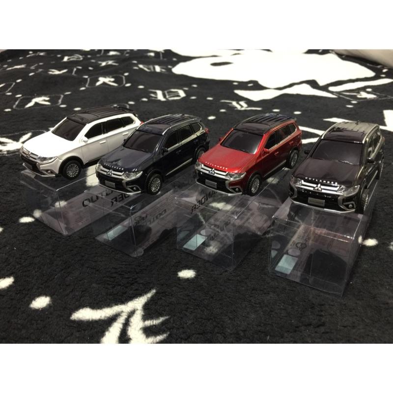 2020年 《限量版》中華 三菱 MITSUBISHI OUTLANDER 合金 迴力車  玩具車 模型 車 收藏 擺飾