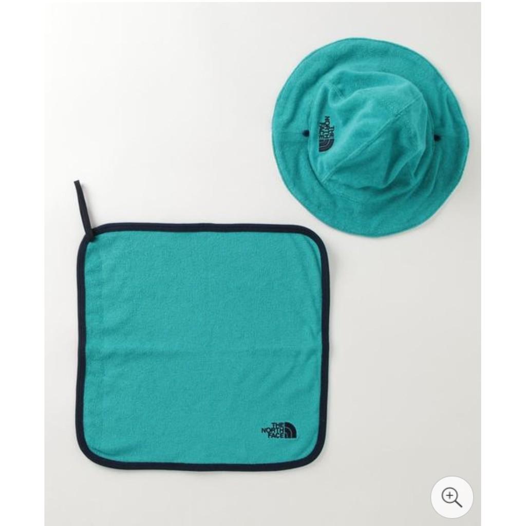 🇯🇵 日本 THE NORTH FACE Baby Hat & Hand Towel Set 嬰兒帽子和毛巾組