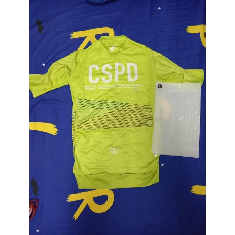 CSPD女生自行車衣(2手)9.5成新 正貨 免運