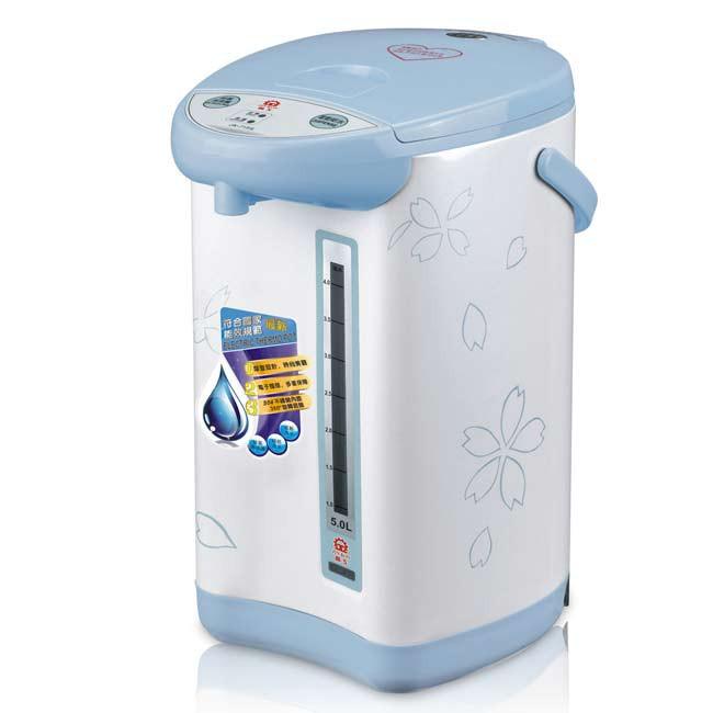 晶工牌 5.0L電動熱水瓶 JK-7150