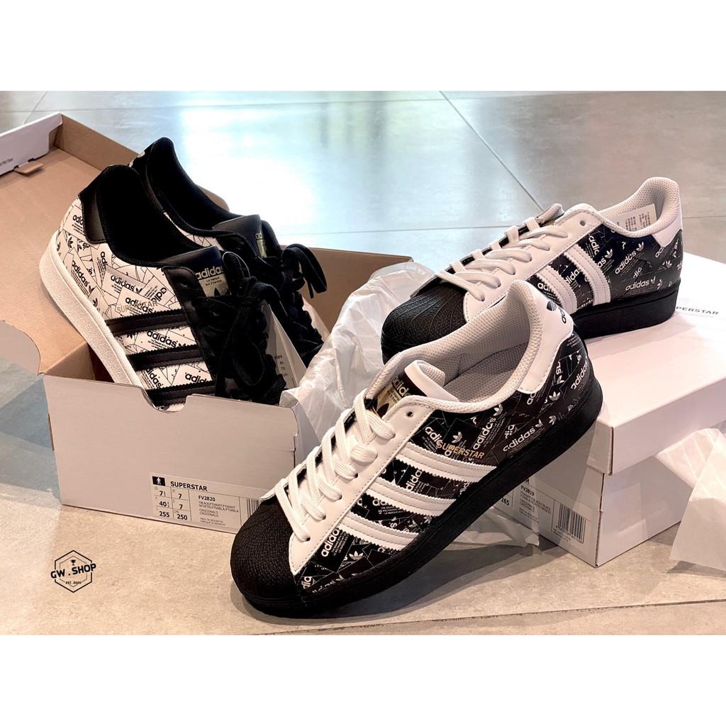 『GW.shopus 』Adidas Original Superstar 經典鞋 FV2819 FV2820 男女款