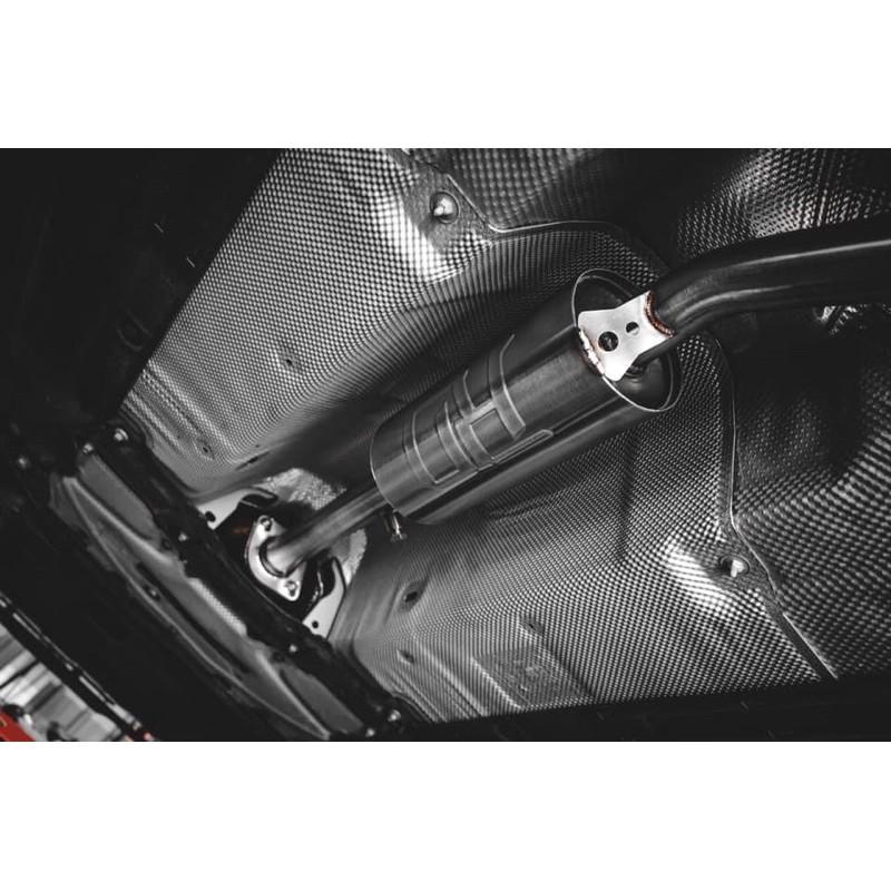 【358un】Focus MK4 VVS Performance Exaust電控閥門中尾段排氣管 (RD Exaust