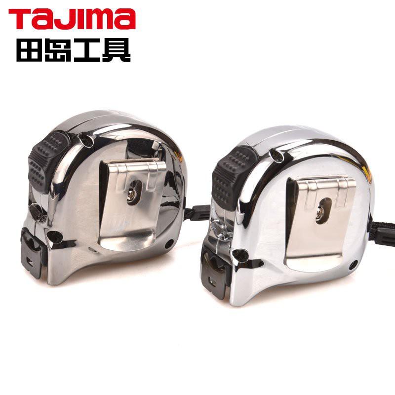 ✲✲tajima田島捲尺鋼捲尺5.5米尺子雙面JIS1級高精度鋁合金 3Tq7