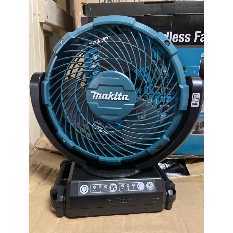台灣牧田公司貨 牧田 空機 DCF102ZX1 鋰電 電風扇 18V 14.4V 電扇 牧田電扇 DCF102 電風扇