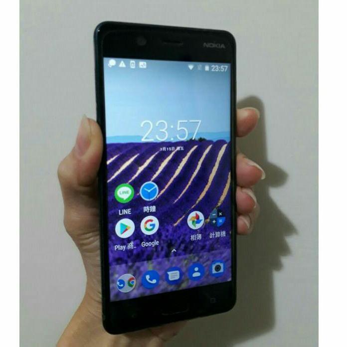 二手Nokia 5 TA-1053 空機Android版本8功能正常 售完