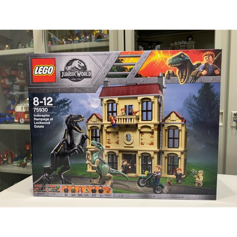 ★董仔樂高★ LEGO 75930 侏儸紀 Jurassic 全新現貨